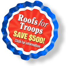 Roof For Troops Logo